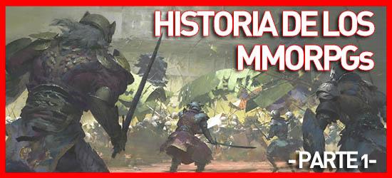 Historia de los MMORPGs - Parte 1